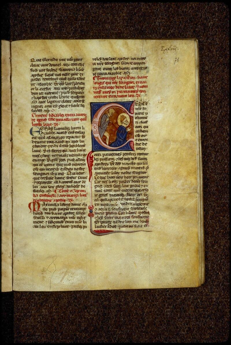 Lyon, Bibl. mun., ms. 0866, f. 078 - vue 1