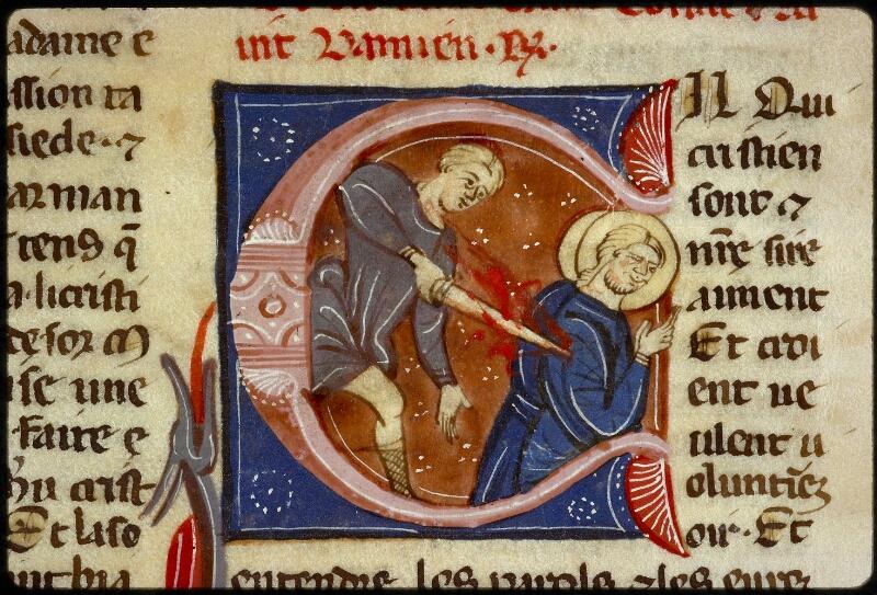 Lyon, Bibl. mun., ms. 0866, f. 087v - vue 2