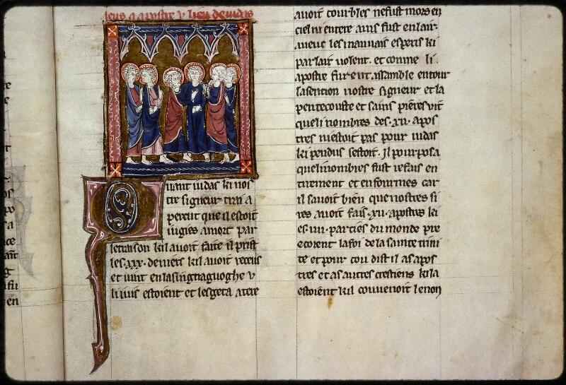 Lyon, Bibl. mun., ms. 0867, f. 018 - vue 1