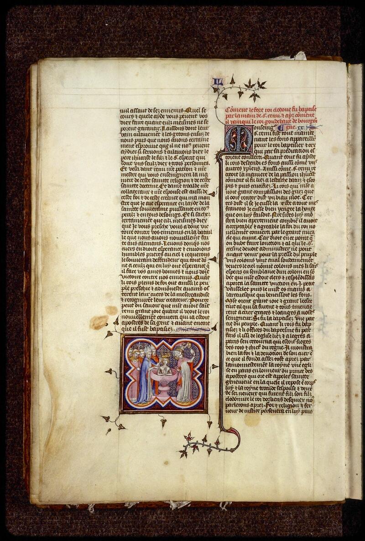 Lyon, Bibl. mun., ms. 0880, f. 009v - vue 1