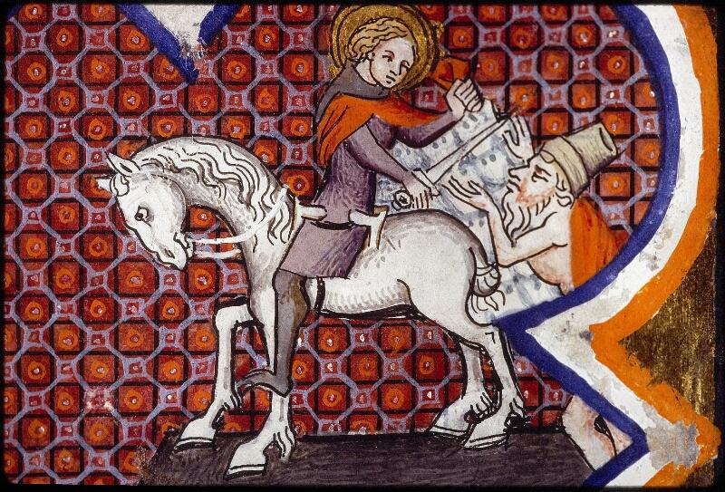 Lyon, Bibl. mun., ms. 0880, f. 021 - vue 2
