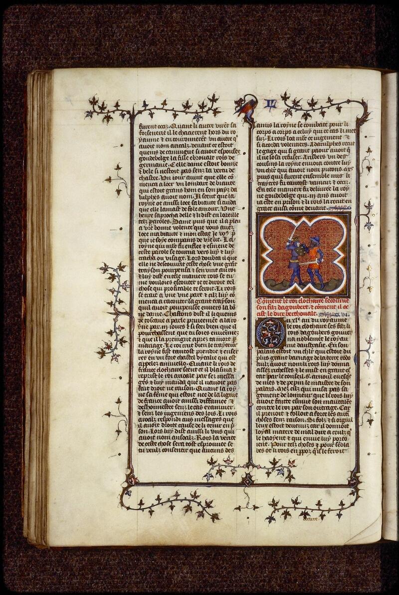 Lyon, Bibl. mun., ms. 0880, f. 070v - vue 1