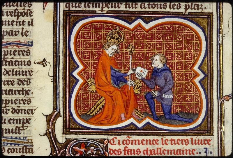 Lyon, Bibl. mun., ms. 0880, f. 111v - vue 2
