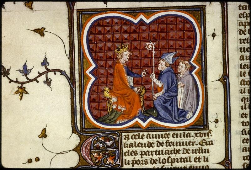 Lyon, Bibl. mun., ms. 0880, f. 245v - vue 2