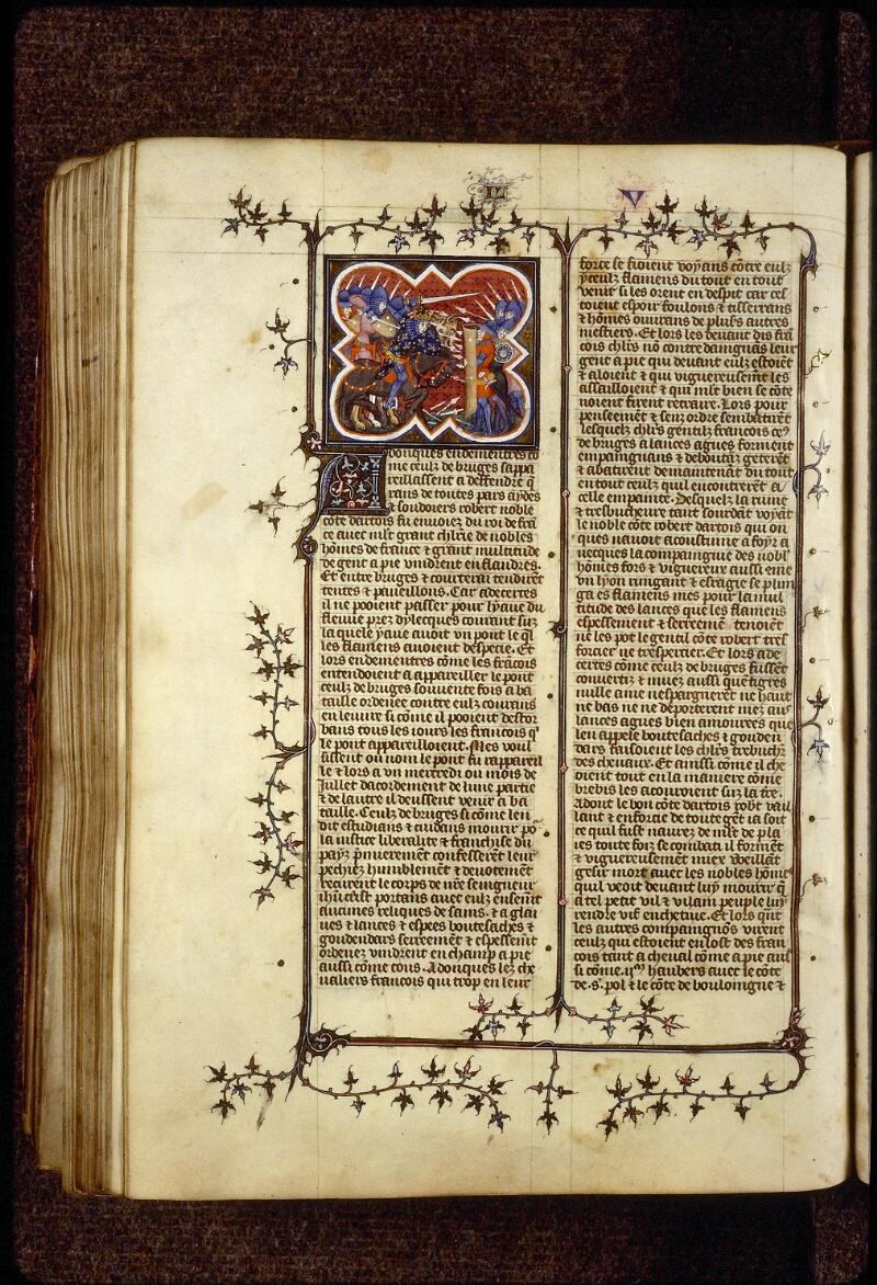 Lyon, Bibl. mun., ms. 0880, f. 350v - vue 1