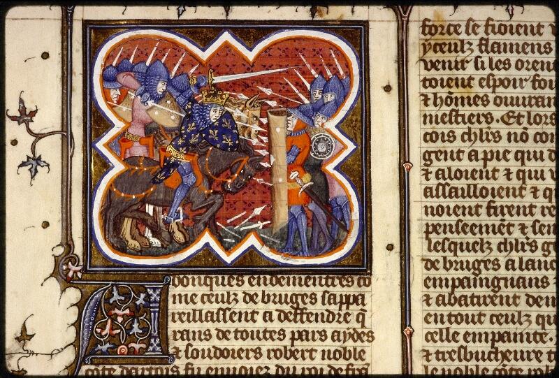 Lyon, Bibl. mun., ms. 0880, f. 350v - vue 2