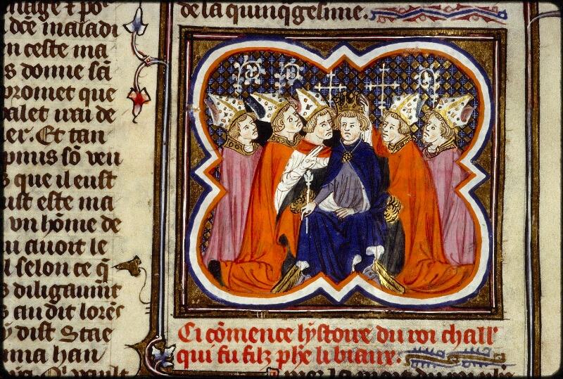 Lyon, Bibl. mun., ms. 0880, f. 370 - vue 2
