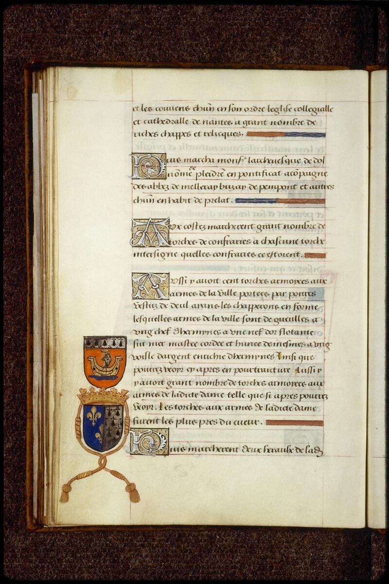 Lyon, Bibl. mun., ms. 0894, f. 043v - vue 1