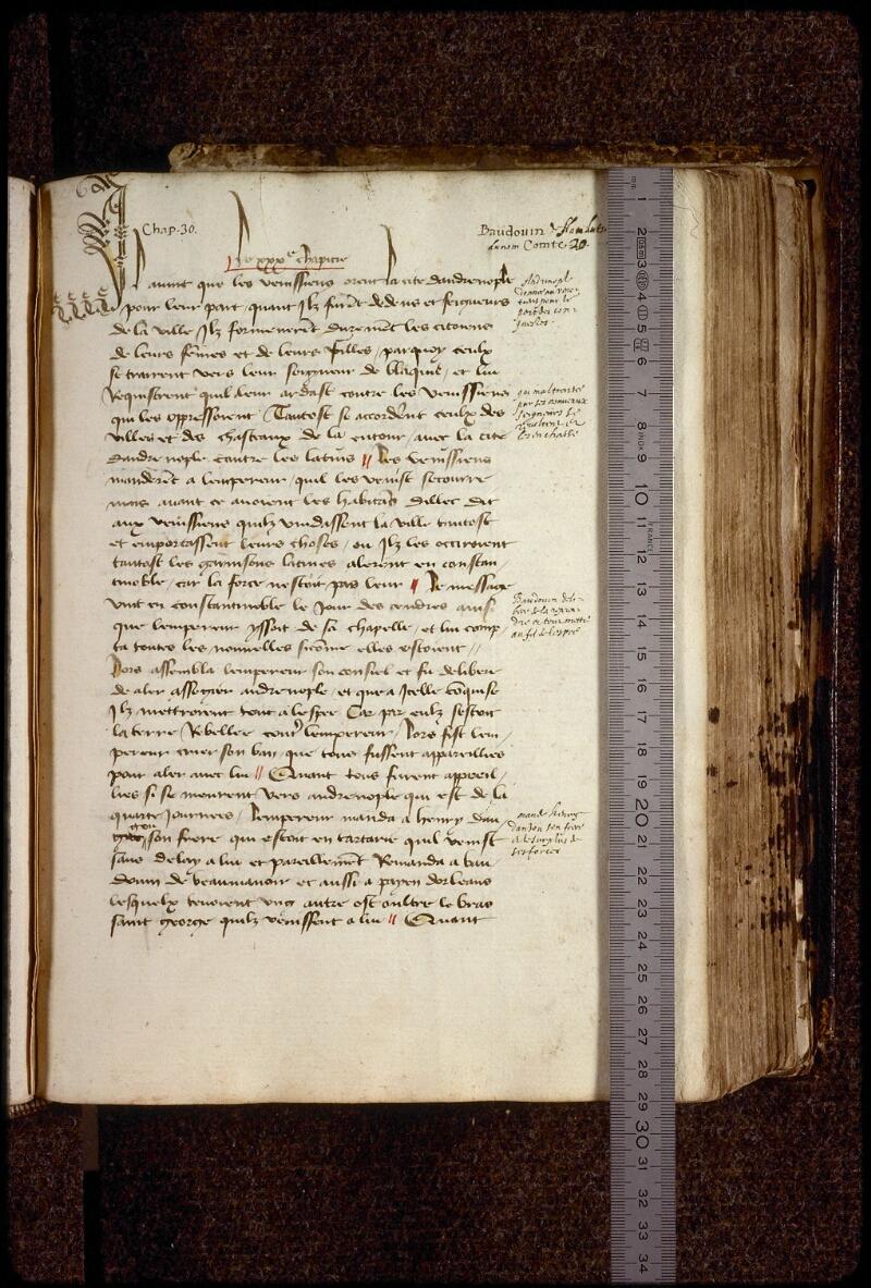Lyon, Bibl. mun., ms. 0899, f. 045 - vue 1