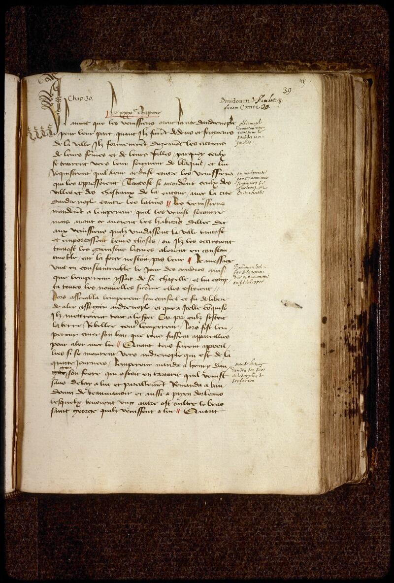 Lyon, Bibl. mun., ms. 0899, f. 045 - vue 2