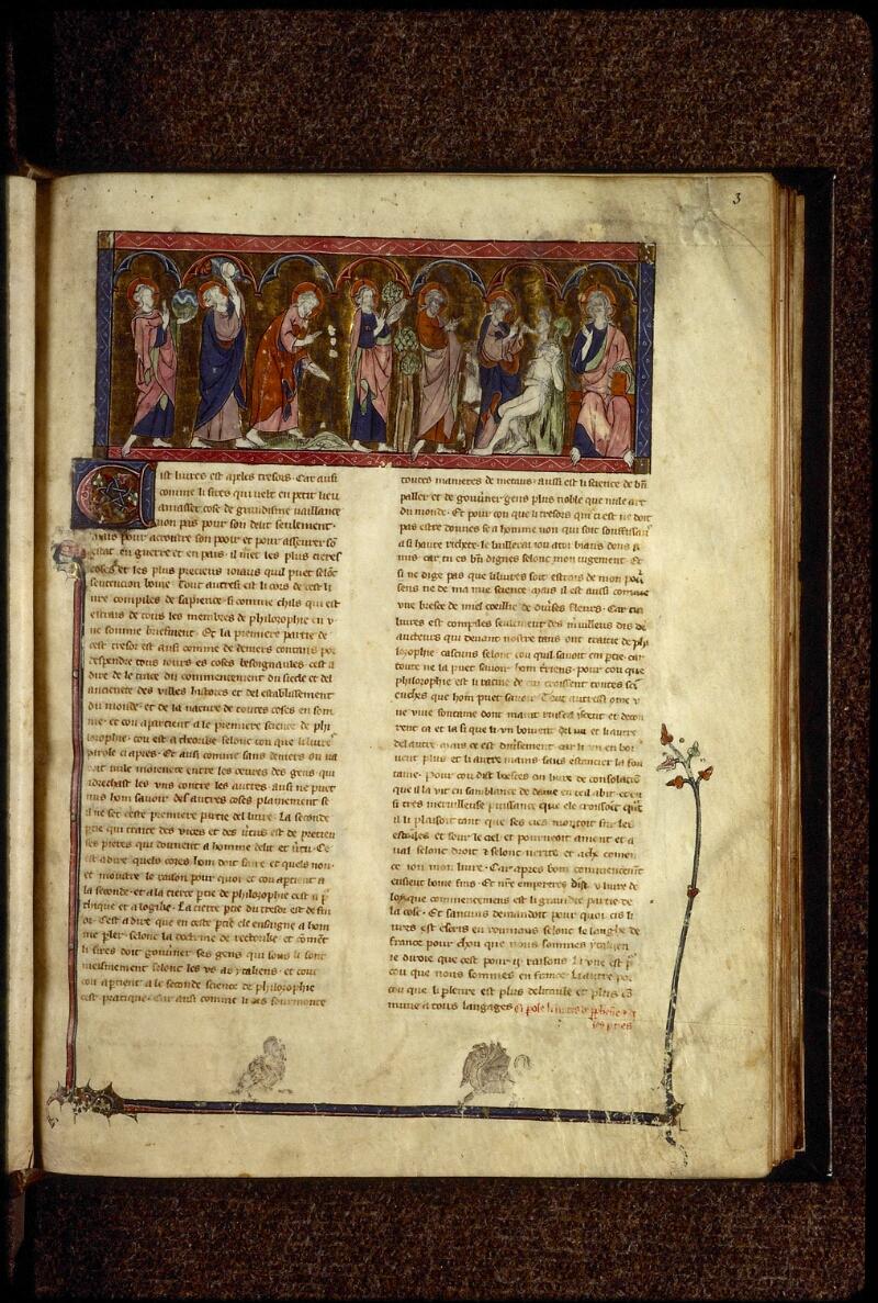 Lyon, Bibl. mun., ms. 0948, f. 003 - vue 2