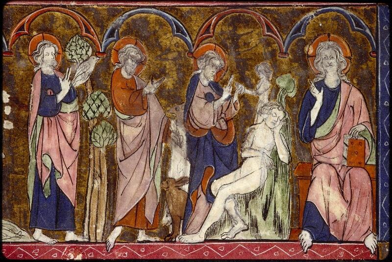 Lyon, Bibl. mun., ms. 0948, f. 003 - vue 5