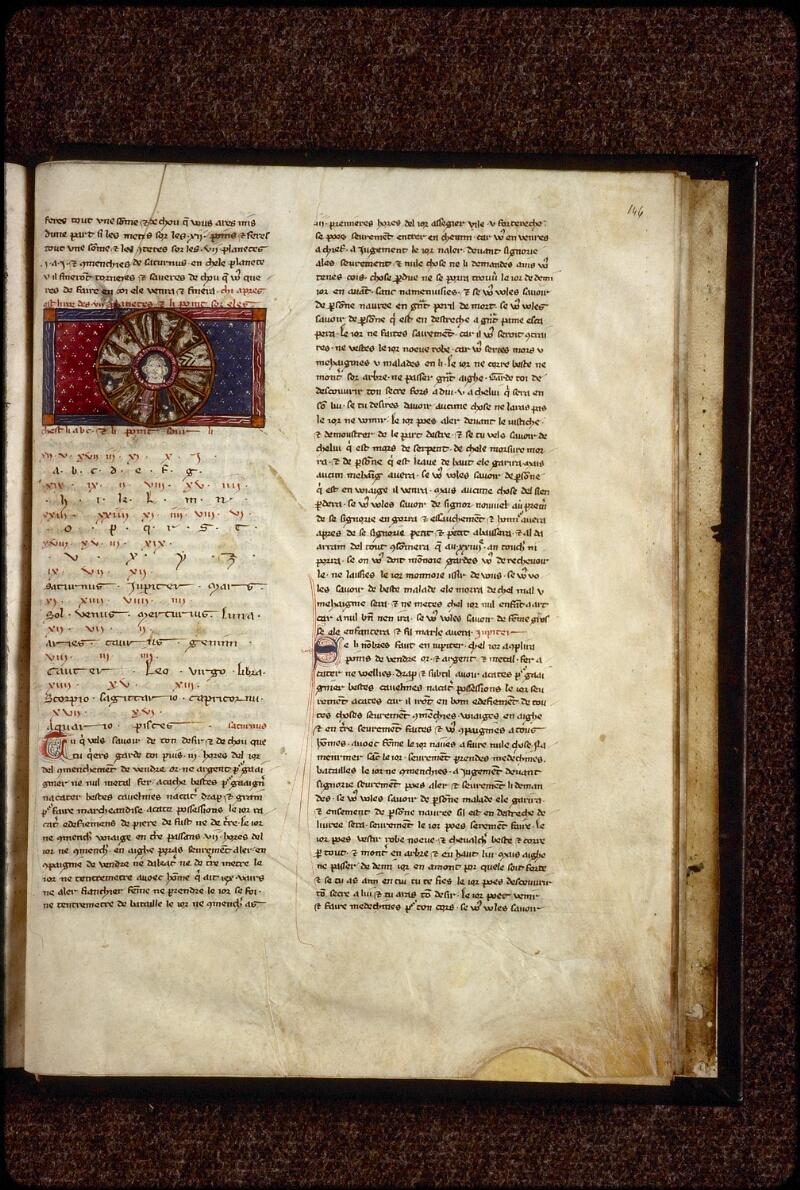 Lyon, Bibl. mun., ms. 0948, f. 146 - vue 1
