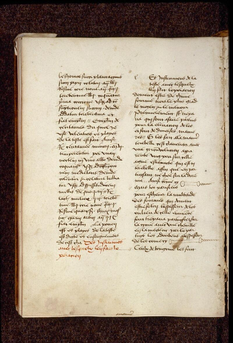 Lyon, Bibl. mun., ms. 0975, f. 180v - vue 2