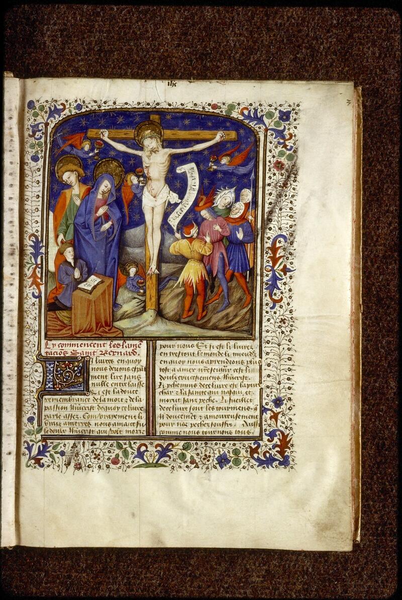 Lyon, Bibl. mun., ms. 1234, f. 003 - vue 1