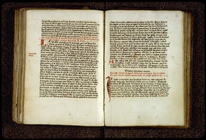 Lyon, Bibl. mun., ms. 1261, f. 093v-094 - vue 2