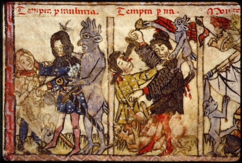 Lyon, Bibl. mun., ms. 1351, f. 022v - vue 5