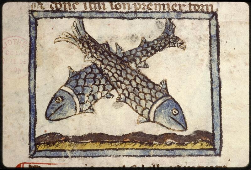 Lyon, Bibl. mun., ms. 1351, f. 025 - vue 3