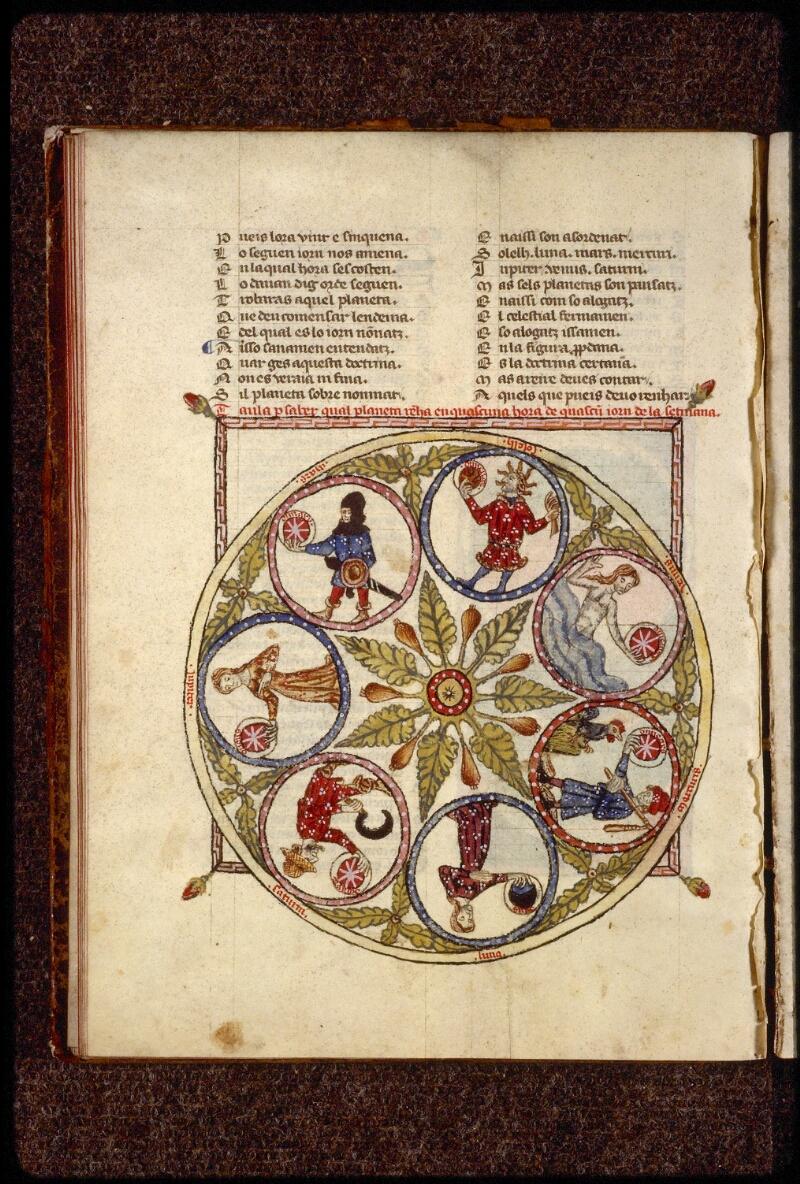 Lyon, Bibl. mun., ms. 1351, f. 038v - vue 1
