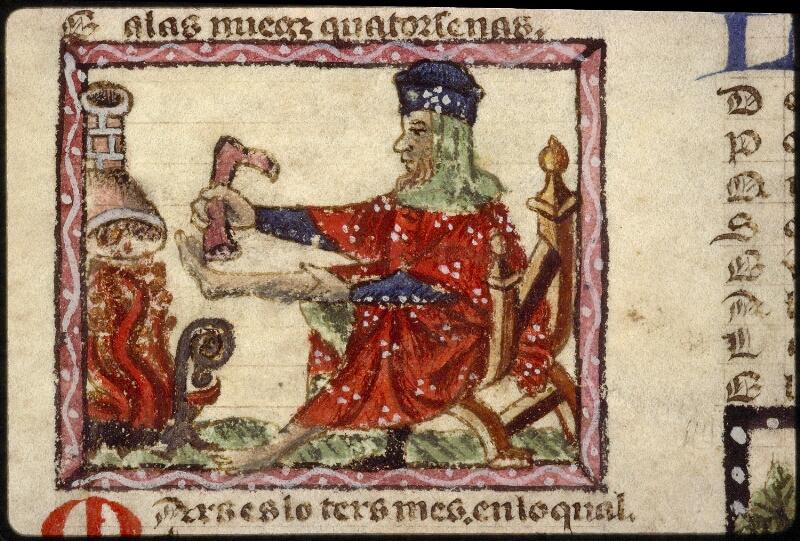 Lyon, Bibl. mun., ms. 1351, f. 039v - vue 1
