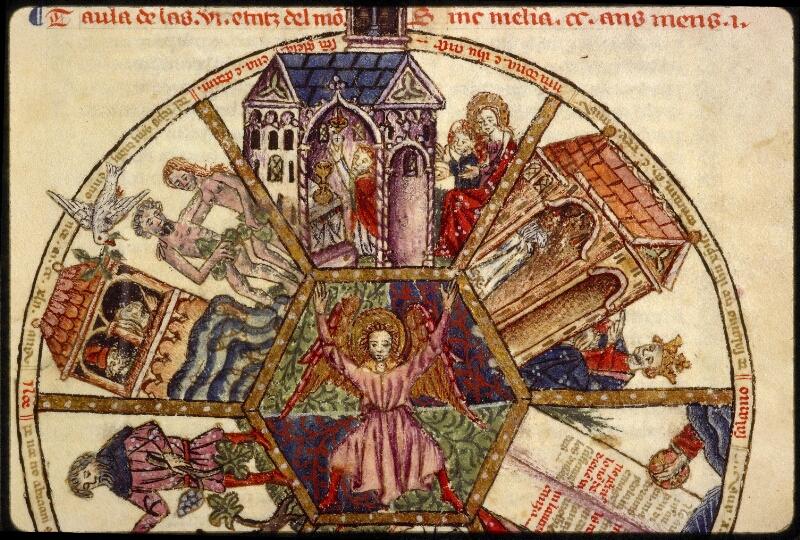 Lyon, Bibl. mun., ms. 1351, f. 042 - vue 2