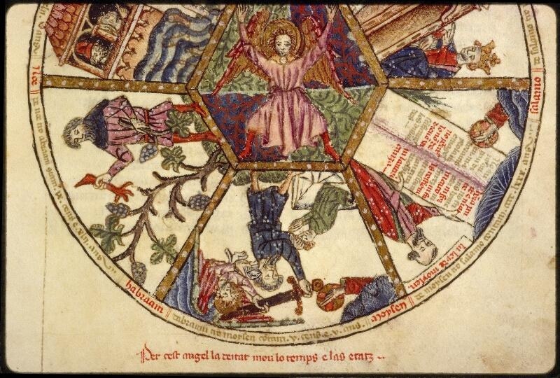 Lyon, Bibl. mun., ms. 1351, f. 042 - vue 3
