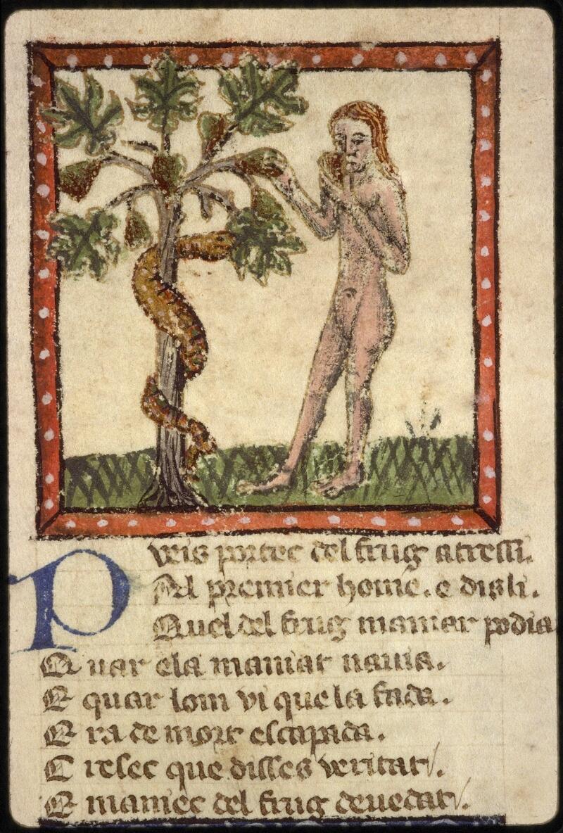 Lyon, Bibl. mun., ms. 1351, f. 049 - vue 2