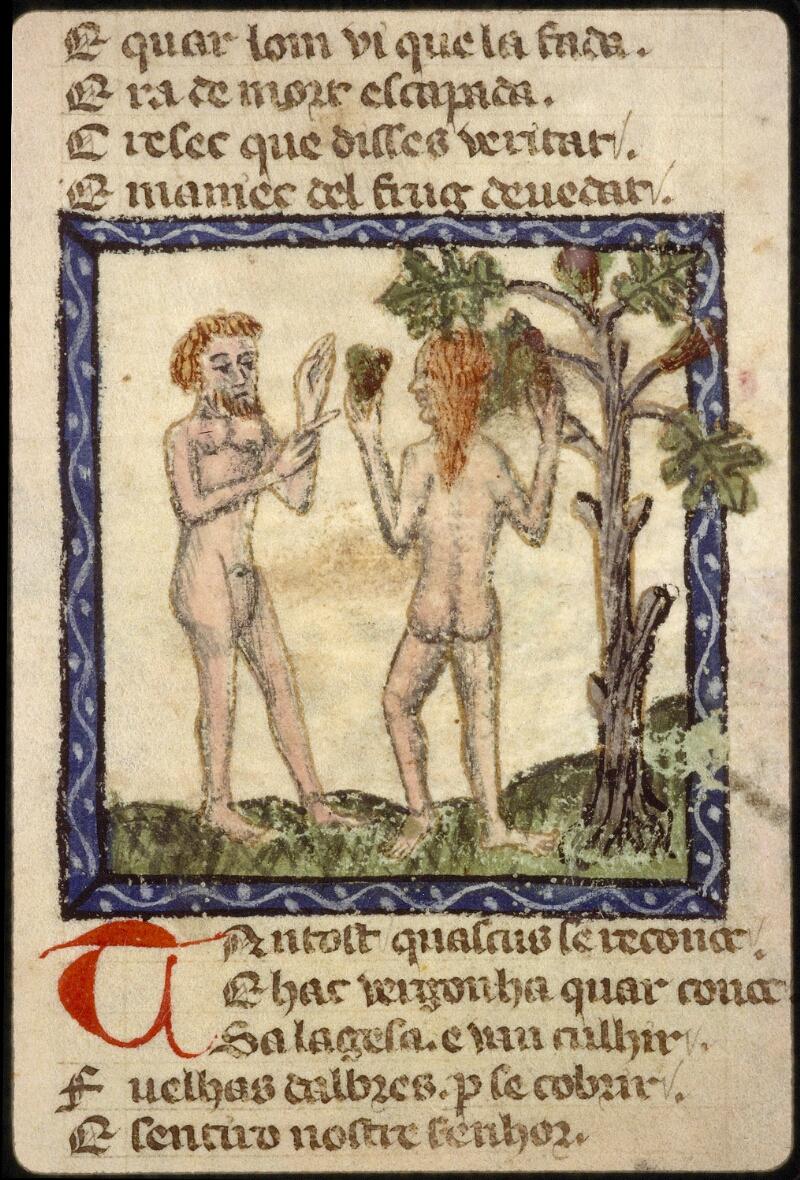 Lyon, Bibl. mun., ms. 1351, f. 049 - vue 3