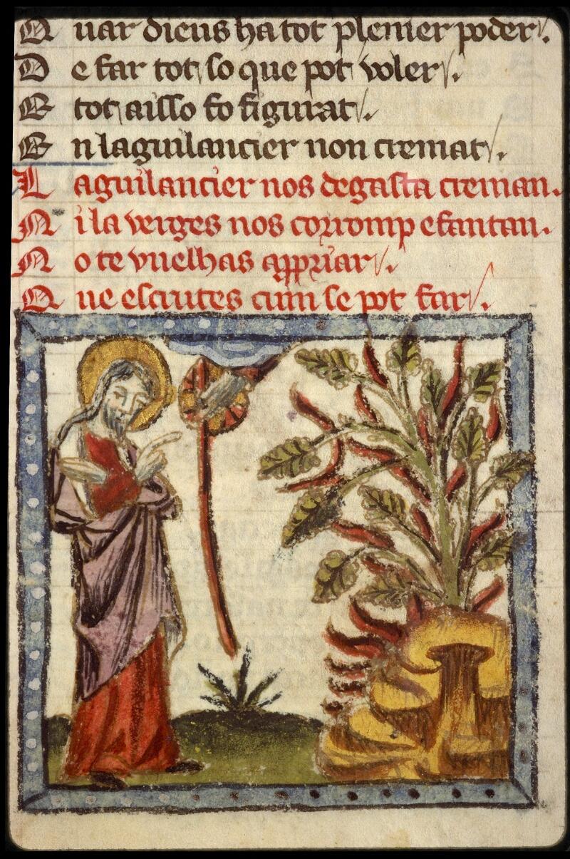 Lyon, Bibl. mun., ms. 1351, f. 070 - vue 2