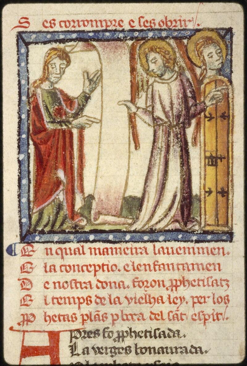 Lyon, Bibl. mun., ms. 1351, f. 071v - vue 2