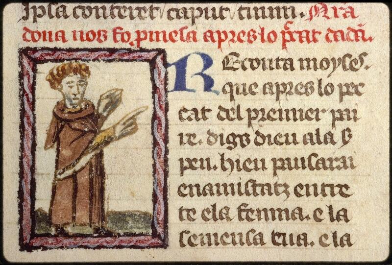 Lyon, Bibl. mun., ms. 1351, f. 074 - vue 3