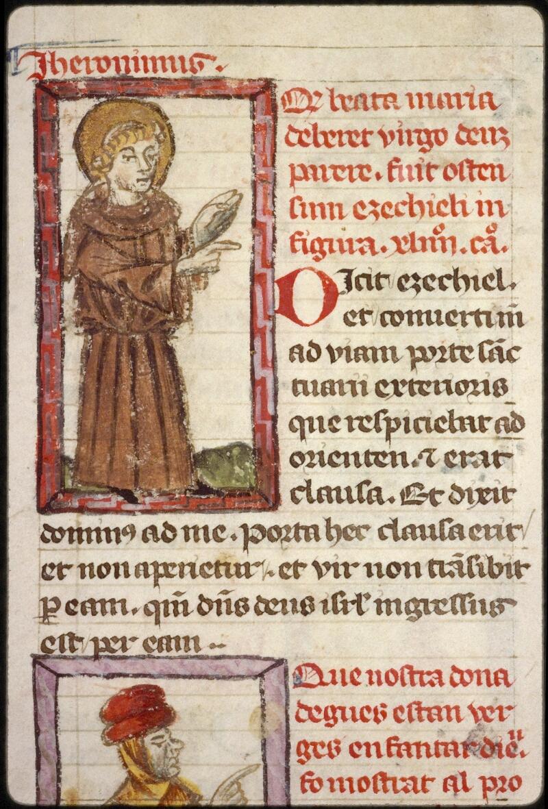Lyon, Bibl. mun., ms. 1351, f. 075 - vue 1