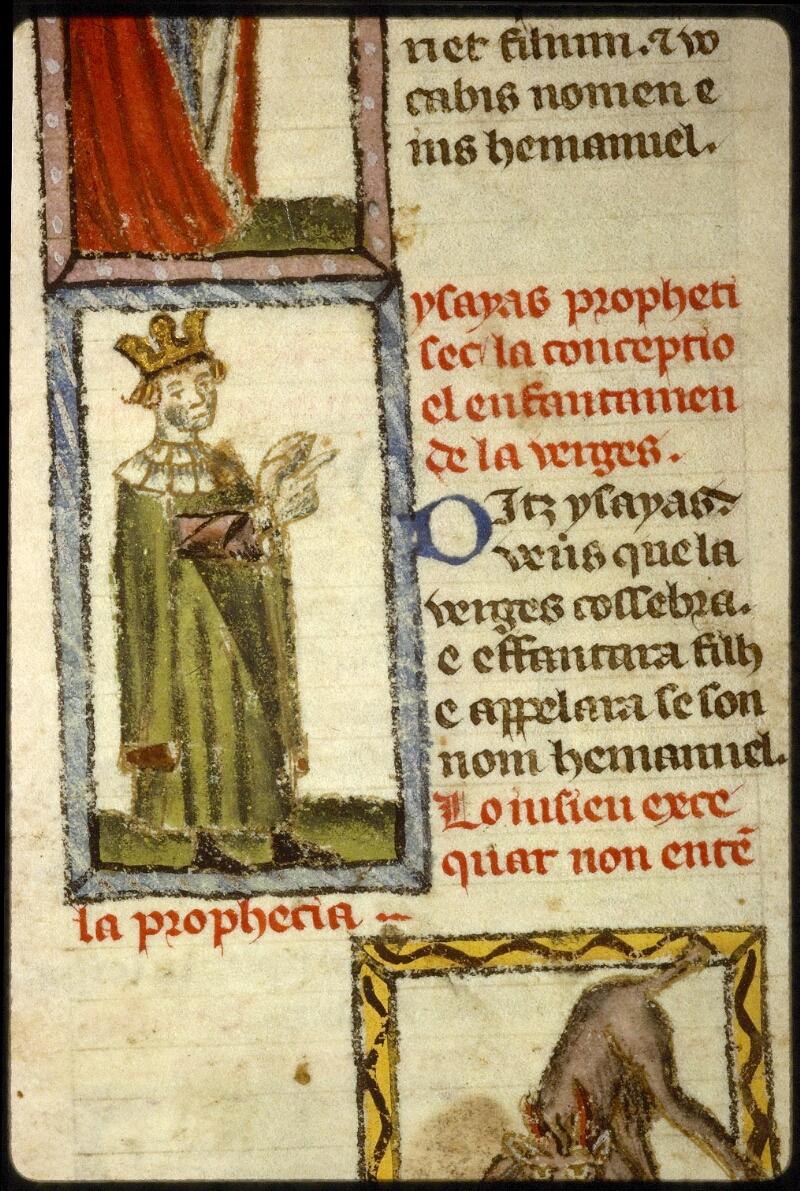 Lyon, Bibl. mun., ms. 1351, f. 075v - vue 3