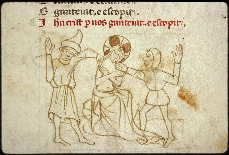 Lyon, Bibl. mun., ms. 1351, f. 099 - vue 2