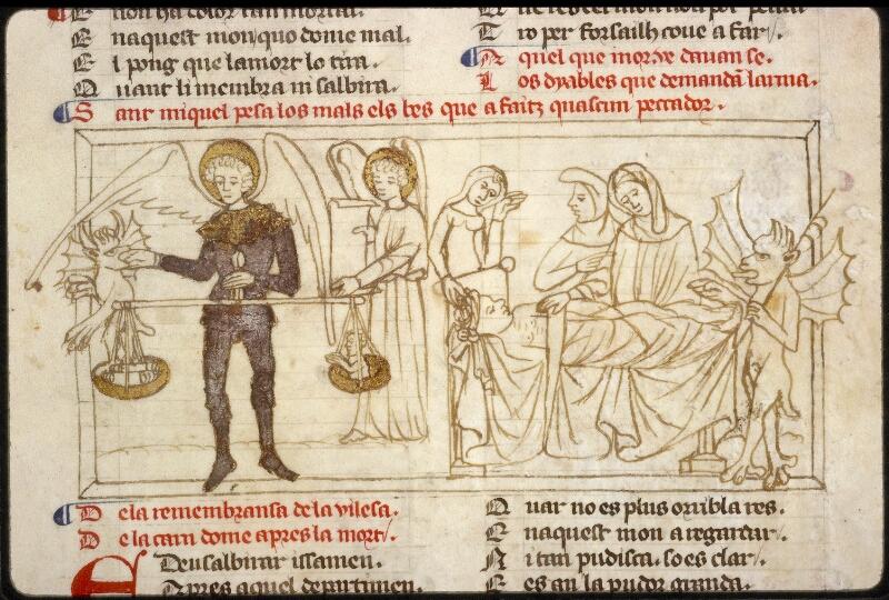 Lyon, Bibl. mun., ms. 1351, f. 100