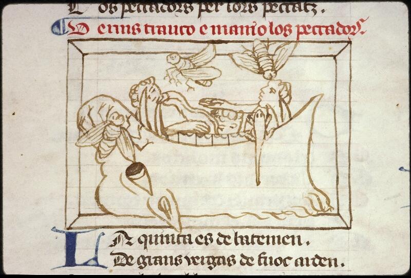 Lyon, Bibl. mun., ms. 1351, f. 101 - vue 2