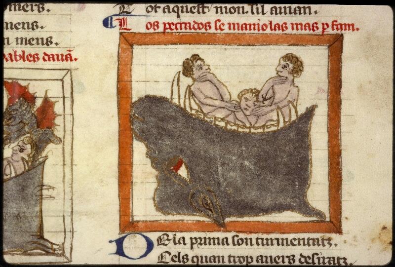 Lyon, Bibl. mun., ms. 1351, f. 101v - vue 4