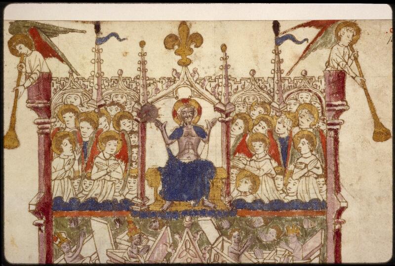 Lyon, Bibl. mun., ms. 1351, f. 104 - vue 2