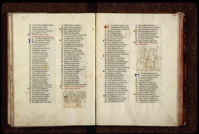 Lyon, Bibl. mun., ms. 1351, f. 134v-135