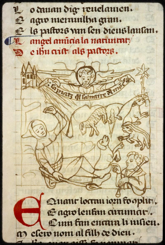 Lyon, Bibl. mun., ms. 1351, f. 138v - vue 2