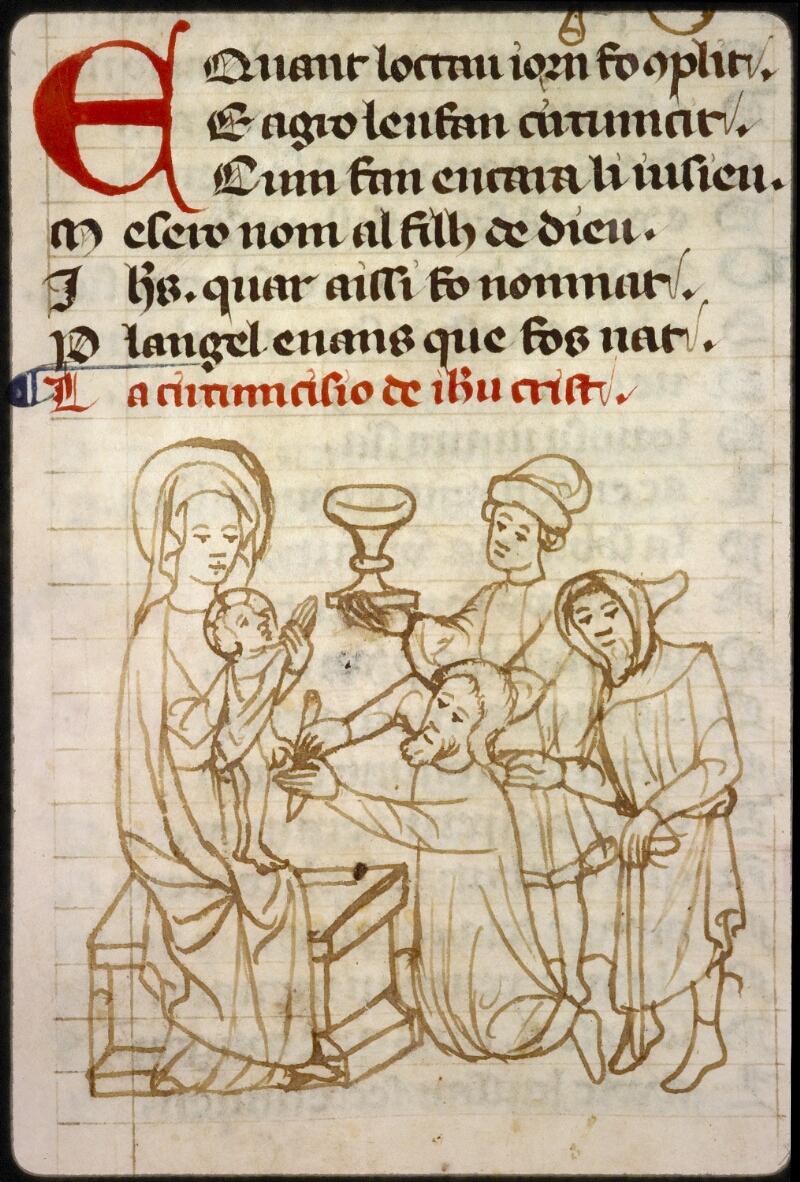 Lyon, Bibl. mun., ms. 1351, f. 138v - vue 3