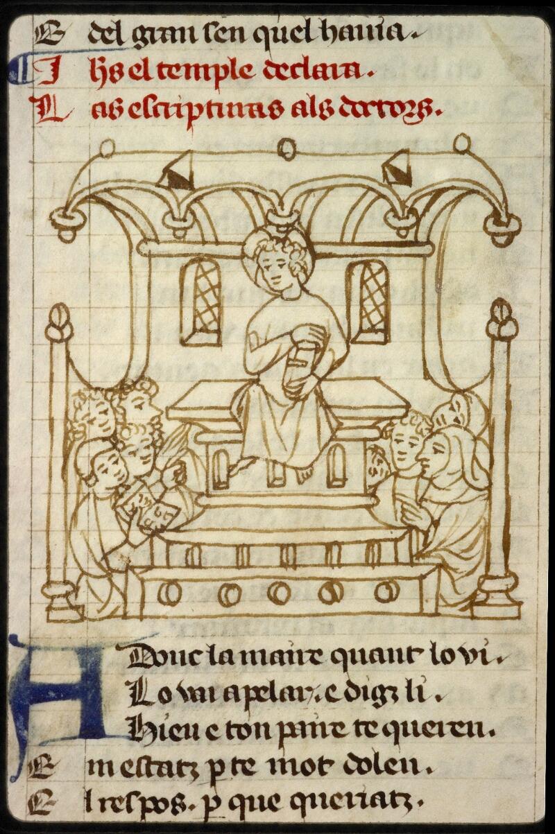 Lyon, Bibl. mun., ms. 1351, f. 140v - vue 2