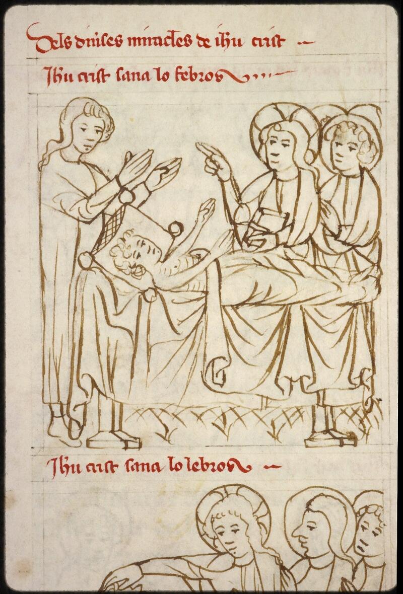 Lyon, Bibl. mun., ms. 1351, f. 143 - vue 1