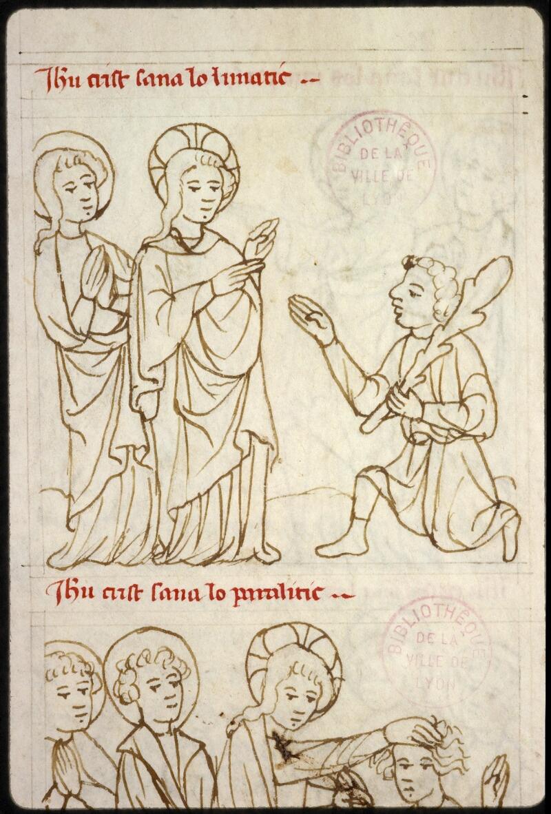 Lyon, Bibl. mun., ms. 1351, f. 143 - vue 4