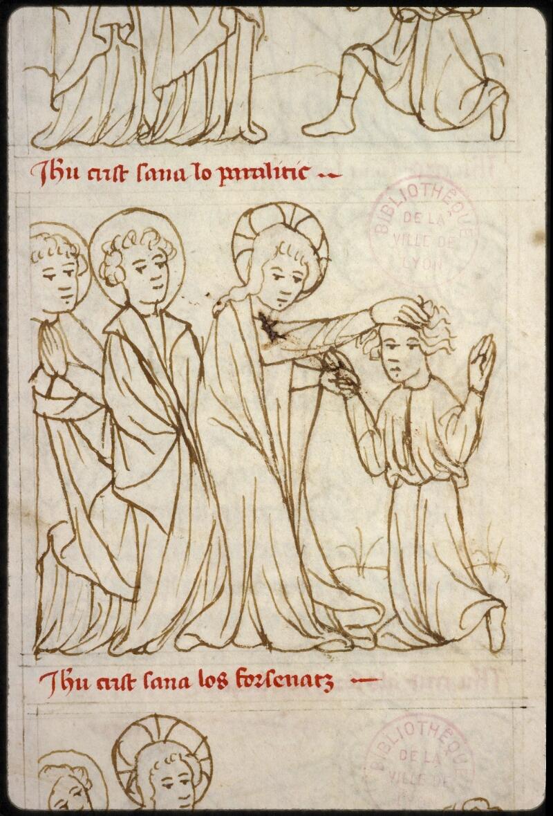 Lyon, Bibl. mun., ms. 1351, f. 143 - vue 5