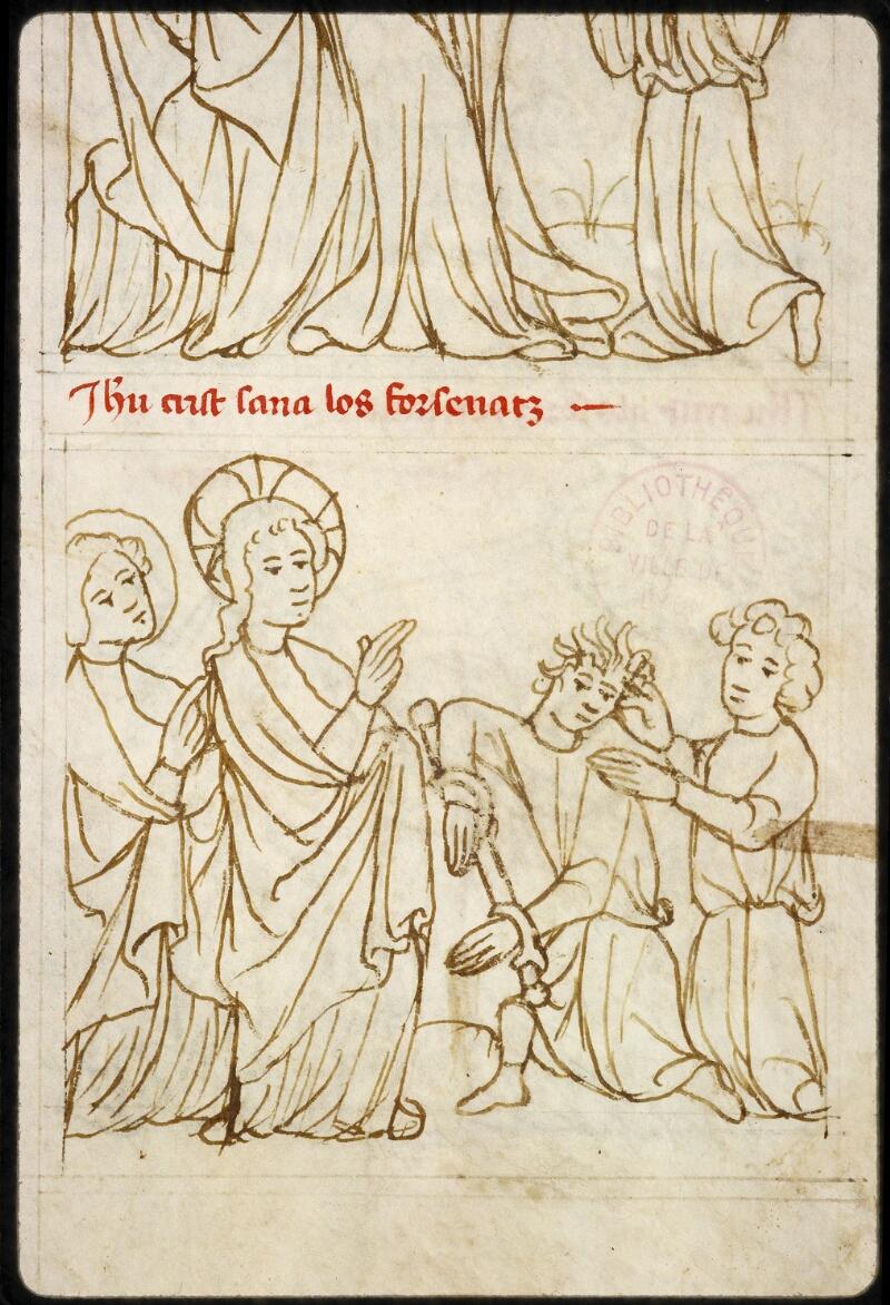 Lyon, Bibl. mun., ms. 1351, f. 143 - vue 6