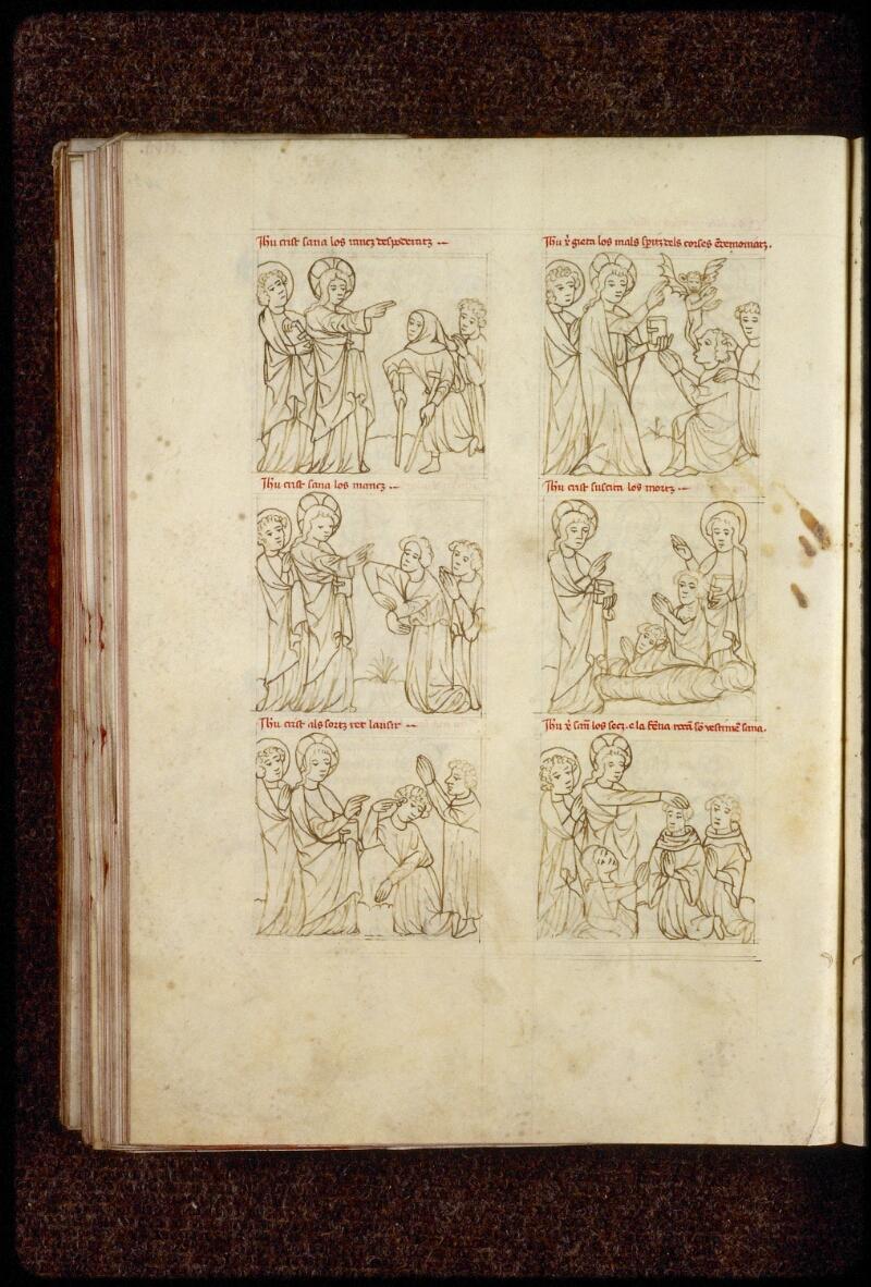 Lyon, Bibl. mun., ms. 1351, f. 143v - vue 1
