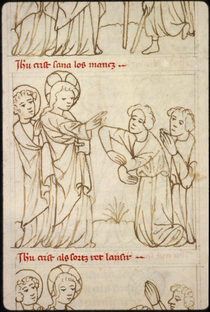 Lyon, Bibl. mun., ms. 1351, f. 143v - vue 3