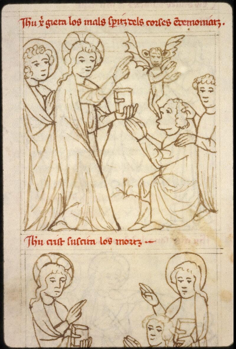 Lyon, Bibl. mun., ms. 1351, f. 143v - vue 5