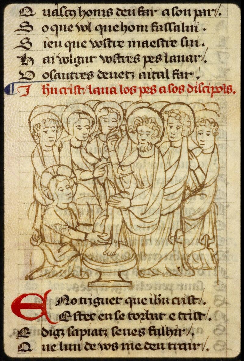 Lyon, Bibl. mun., ms. 1351, f. 149v - vue 1